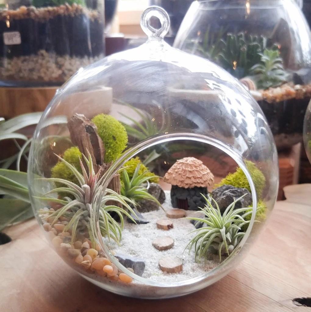 Garden Orb Decoration