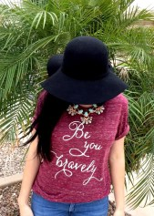 Be You Bravely T-Shirt {Adult}