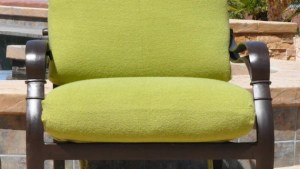 Outdoor Patio Slipcovers For 2 Piece Deep Seat In Fern