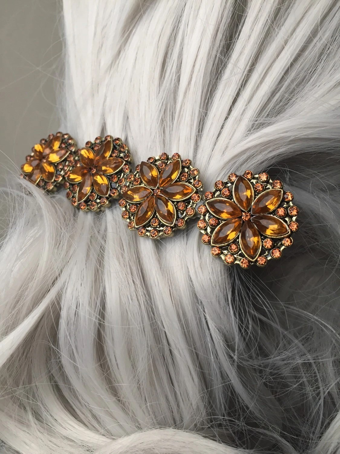 Mom Gift Amber Thick Hair Clip Hair Clips For Women