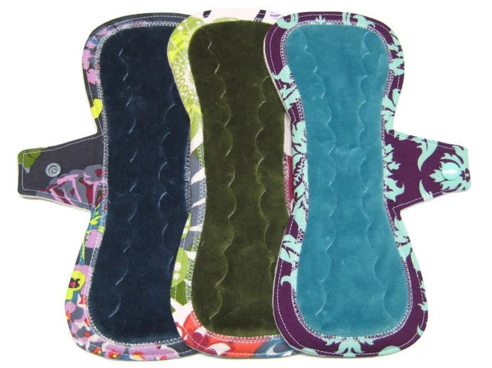 Incontinence Cloth Pads