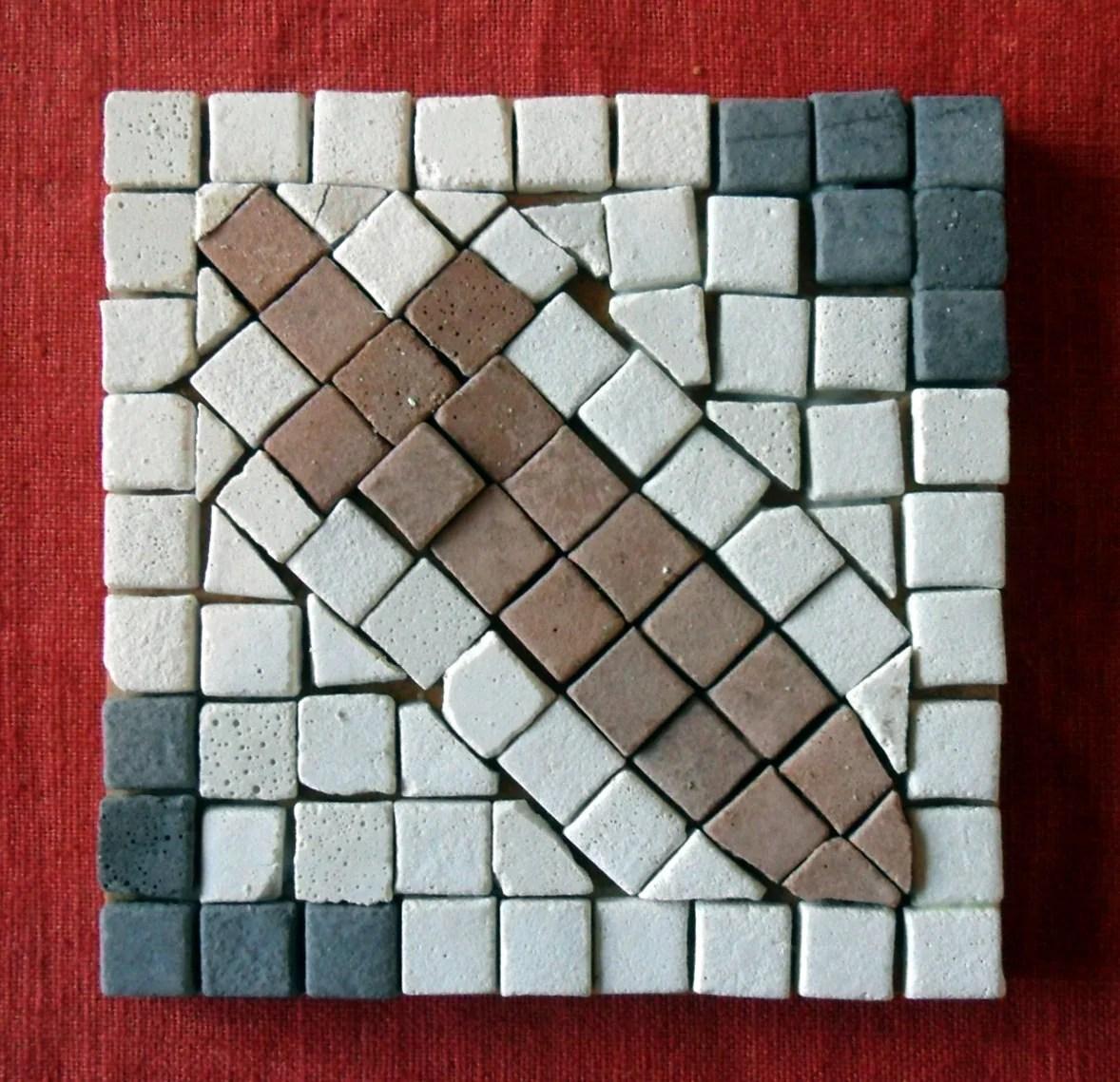 Children S Ks2 Roman Mosaic Kit