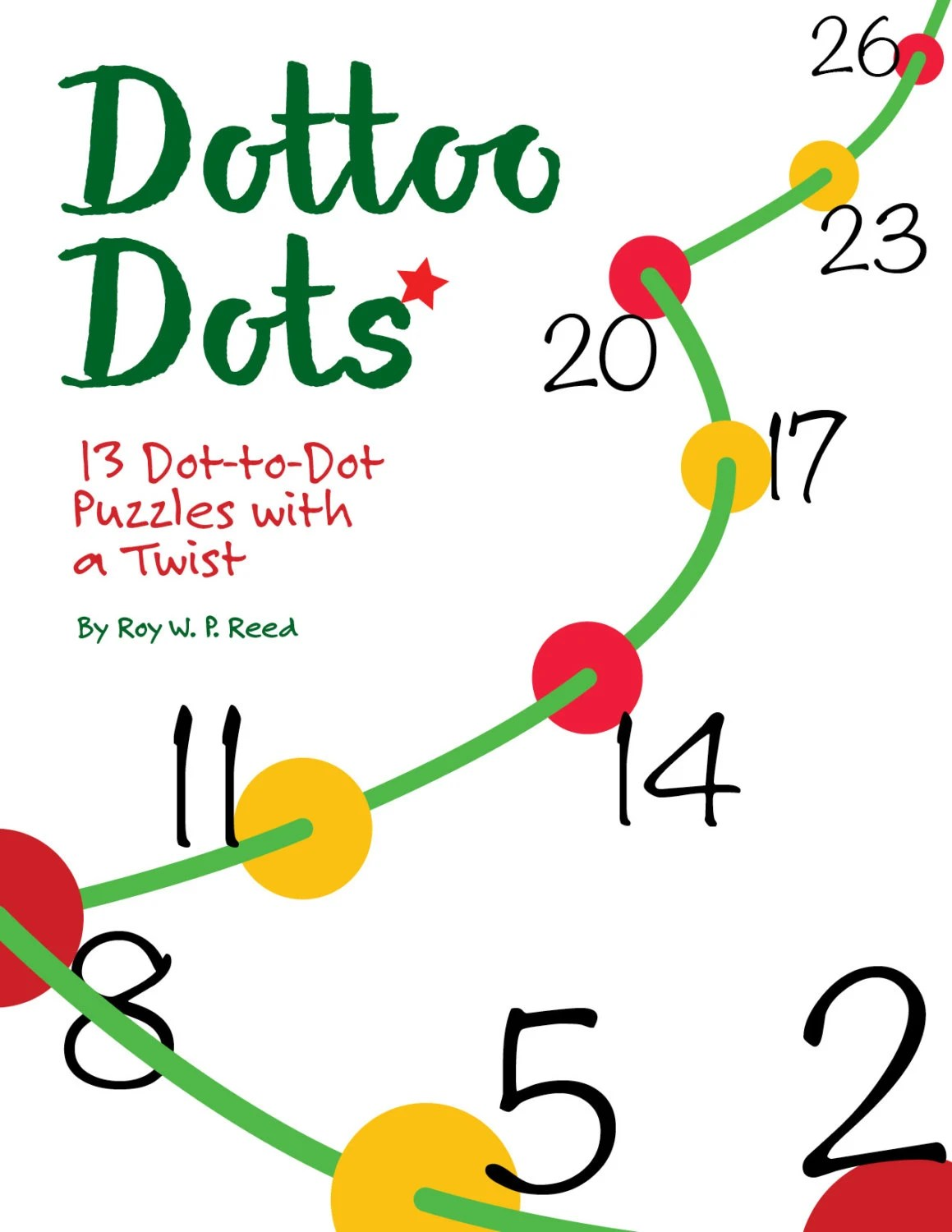 Christmas Dot To Dot Skip Counting Number Puzzles By