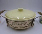 1950s Bauer Pottery 9 1/4...