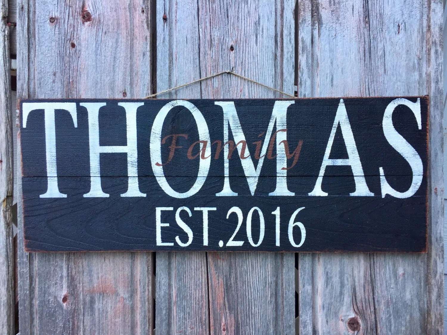 Personalized Family Sign Home Decor Signs Home Wall Decor on Home Wall Decor Signs id=52451