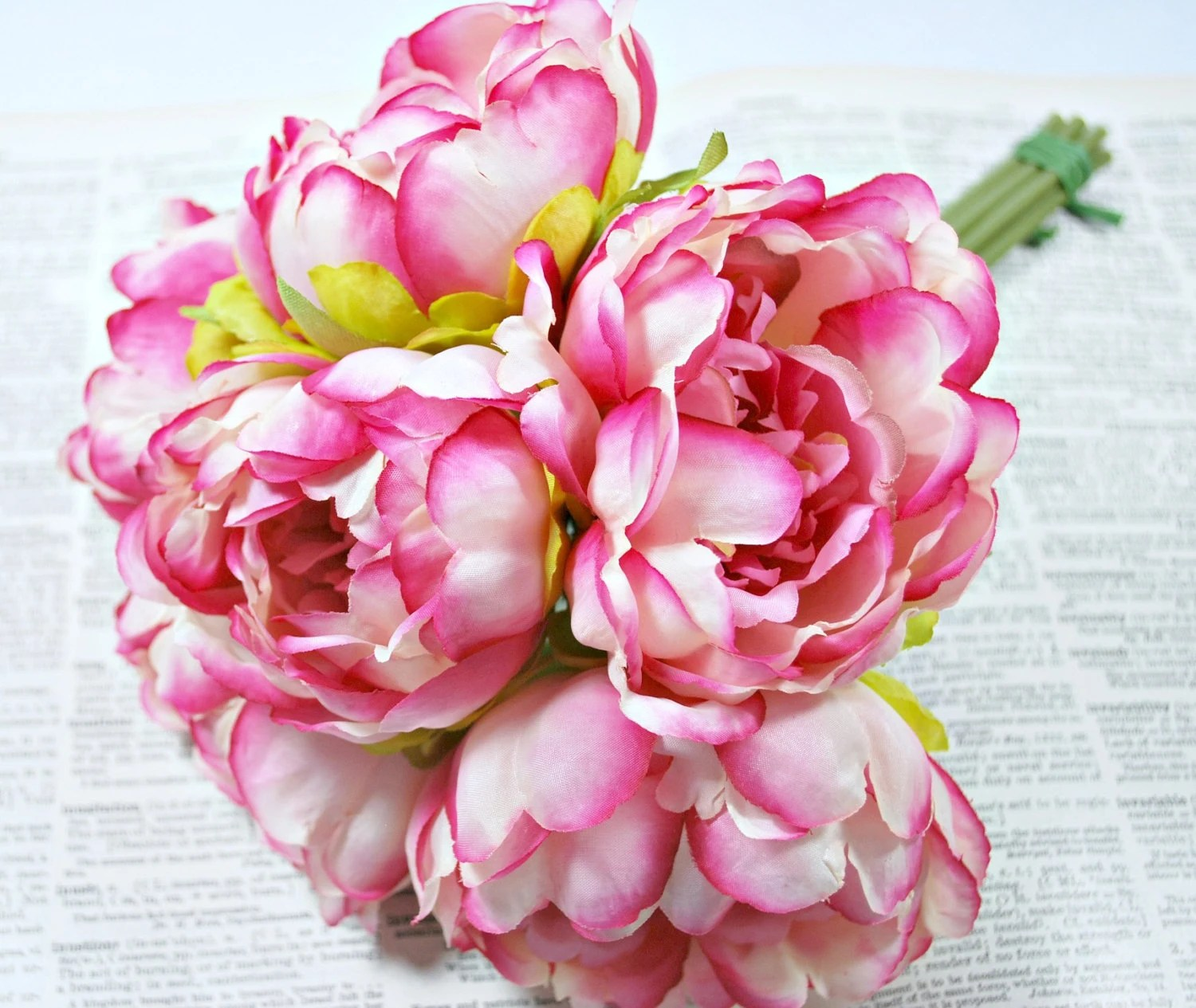 Making bouquets with artificial flowers for weddings izmirmasajfo