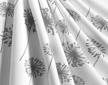 Unique Dandelion Curtain Related Items Etsy