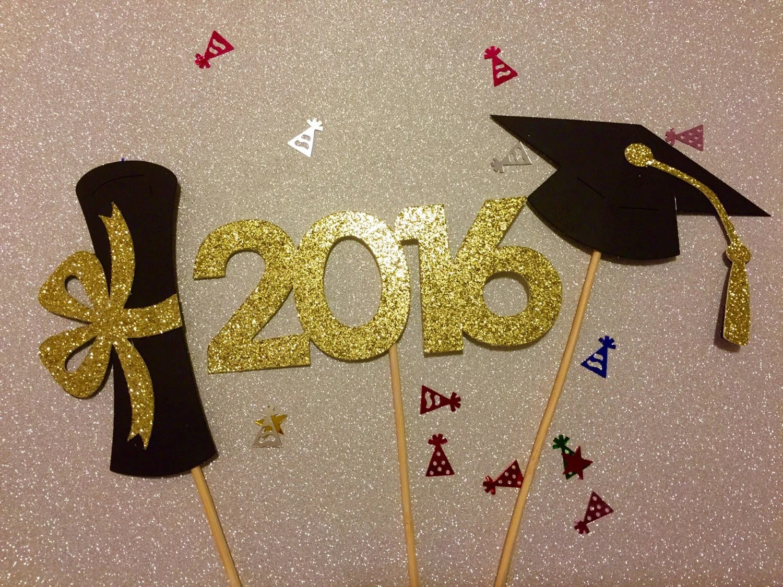 Graduation Party Centerpieces Ideas