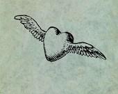 Winged Heart SMALL - Anti...