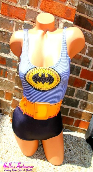 Geeky Swimsuits