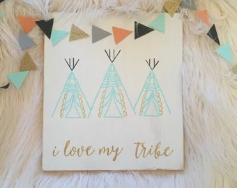 Download Love my tribe | Etsy