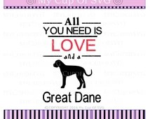 Download Popular items for great dane svg on Etsy