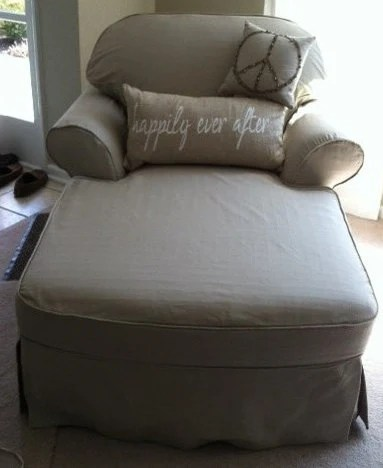Fitted Custom Slipcovers