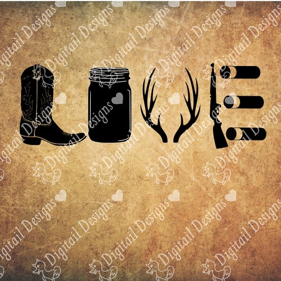 Download Country Love Svg Png Dxf Eps Fcm Cut file for by ...