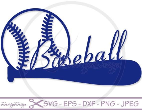 Download Baseball and Bat SVG cutting files, SVG files Baseball ...