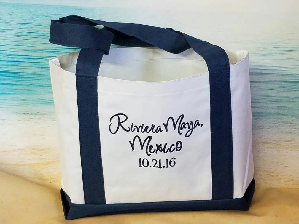Destination Wedding Bags. Favor Bags Welcome To The Wedding