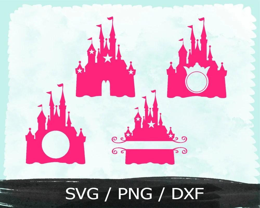 Download Princess Castle Svg Vinyl cut files Cricut Design spac