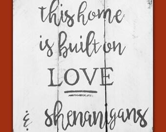 Shenanigans | Etsy