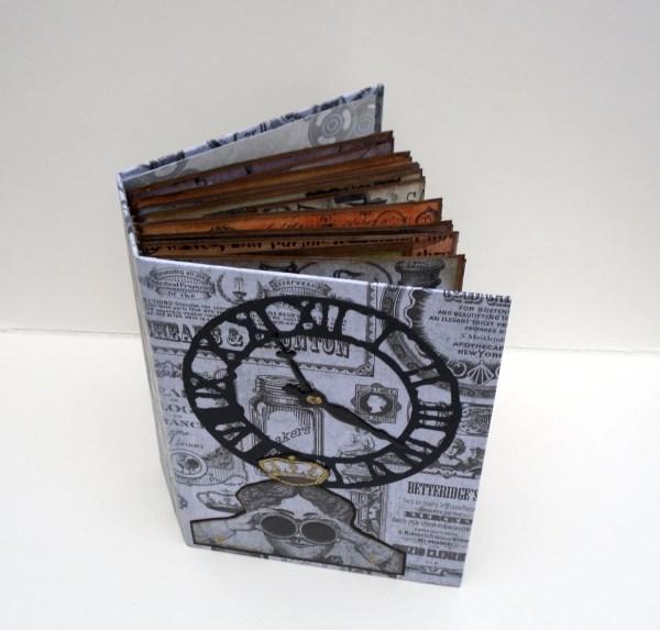 Handmade Photo Album Memory Picture Book Scrapbook Album
