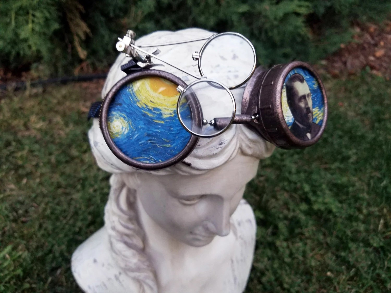 Van Gogh Goggles