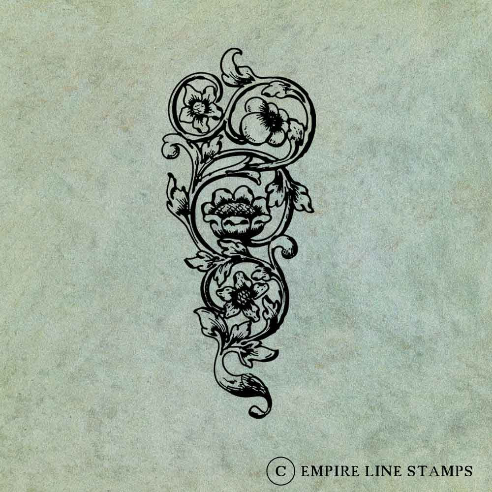 Scrolling Decorative Elem...