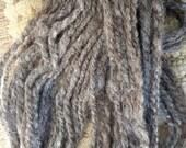 Au Naturel RockStar Handspun Yarn - Manx Loaghtan wool, woolen spun & 2-ply