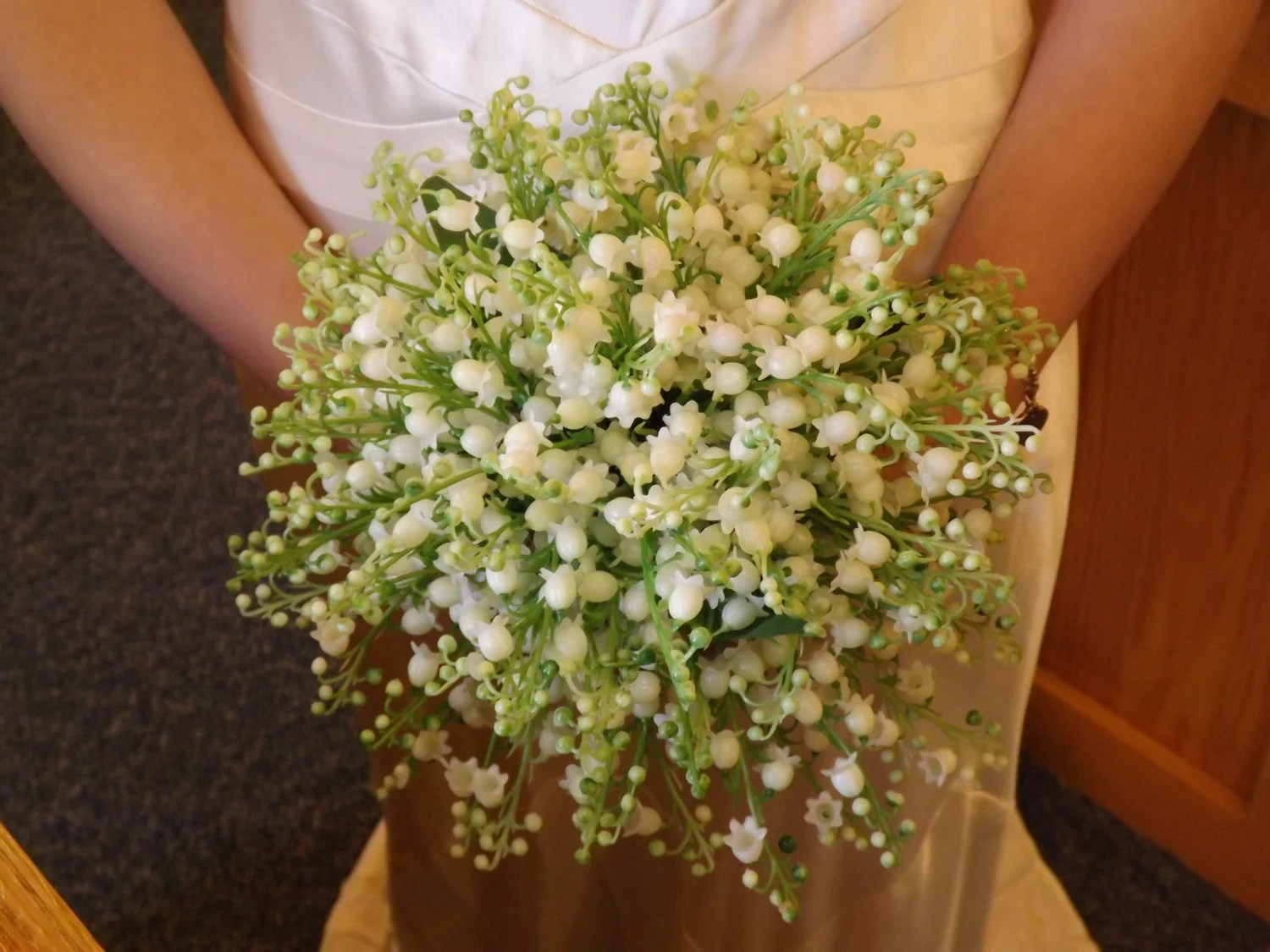 Lily Of The Valley Bouquet