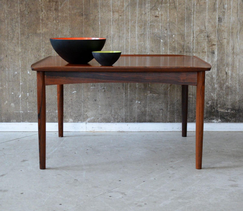 60er palisander couchtisch tisch danish 60s rosewood sofa