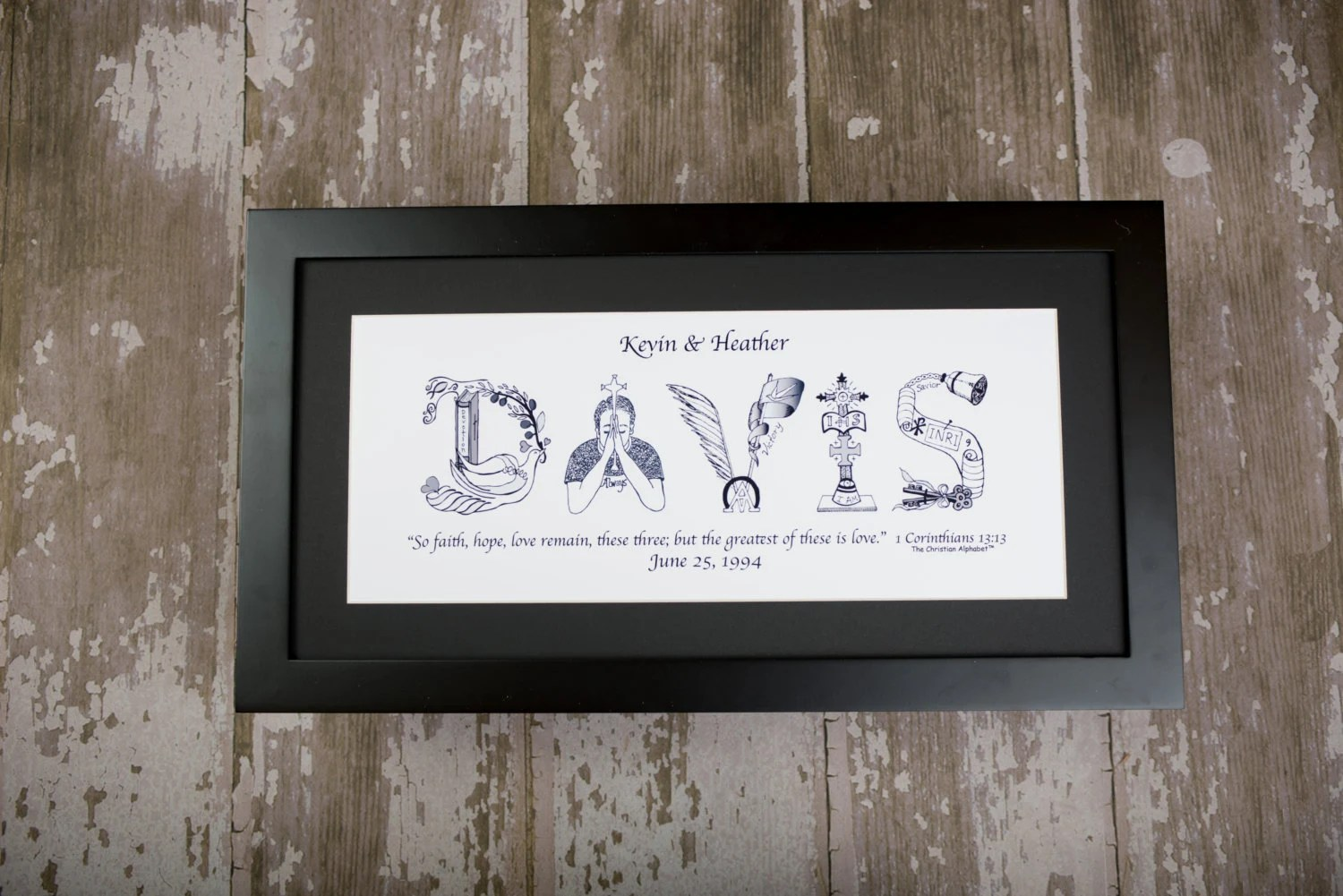 Unique Wedding Gift Ideas Personalized Christian Gifts