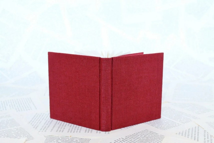 Small Hardcover Notebook ...