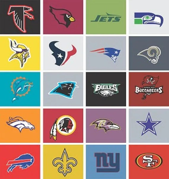 Download Team Nfl Vector by Vitteo on Etsy