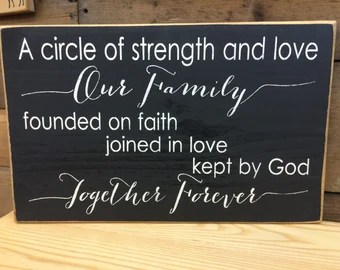 Download Circle of strength   Etsy