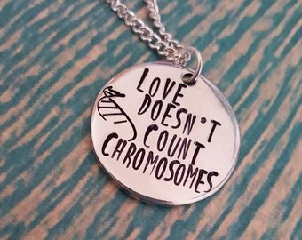Download Love doesn't count chromosomes Down Syndrome by DesignsbyMRS