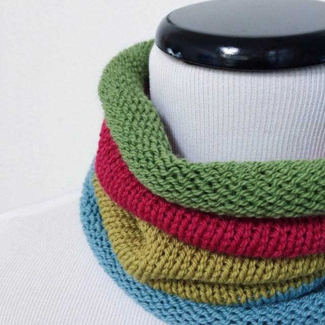 Multicolor Cowl, Striped ...