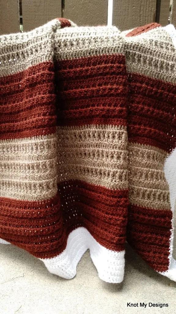 Crochet StemCell Throw - ...