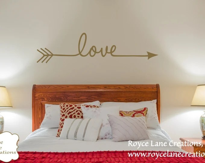 bedroom decals - roycelanecreations llc