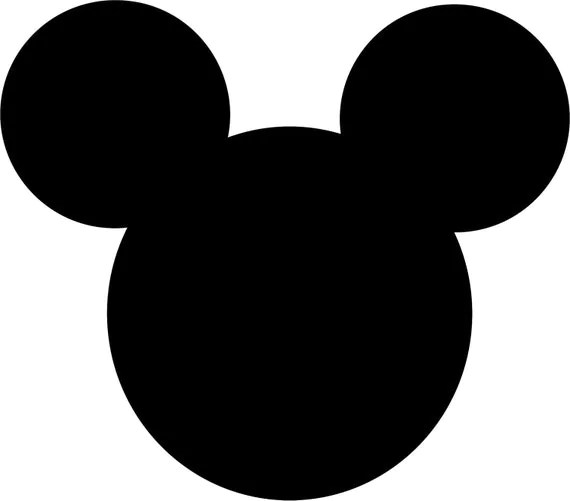 Download Mickey Mouse SVG EPS DxF Jpg Format Vector Digital ...