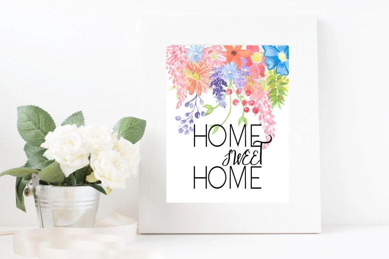 Home Sweet Home Digital D...