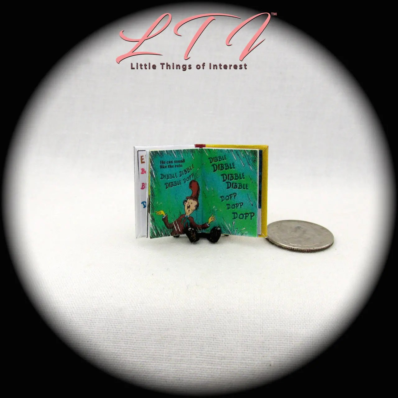 Mr Brown Can Moo Can You Miniature Book Color