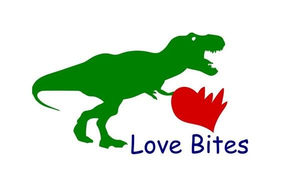 Download love bites svg valentines for kids dino svg valentines day