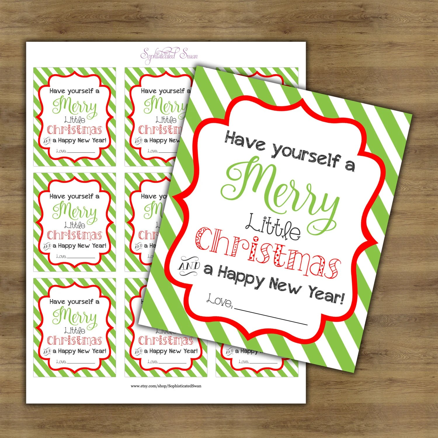 Christmas Teacher T Tags Teacher Appreciation Tags Have
