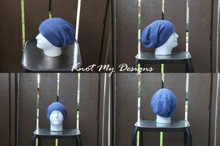 Crochet Men's Slouch ...