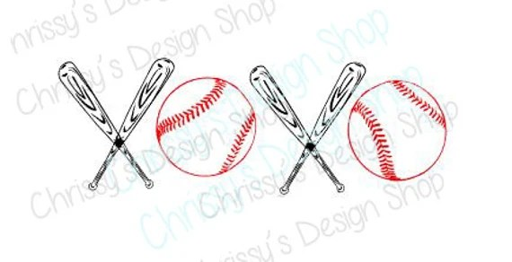 Download XOXO baseball svg / baseball love svg / sports love svg