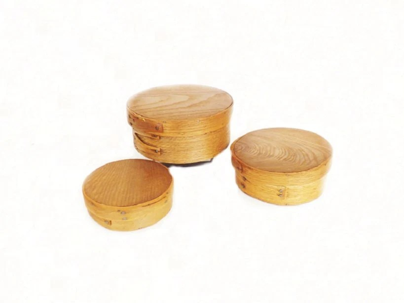Stackable Wood Boxes Etsy