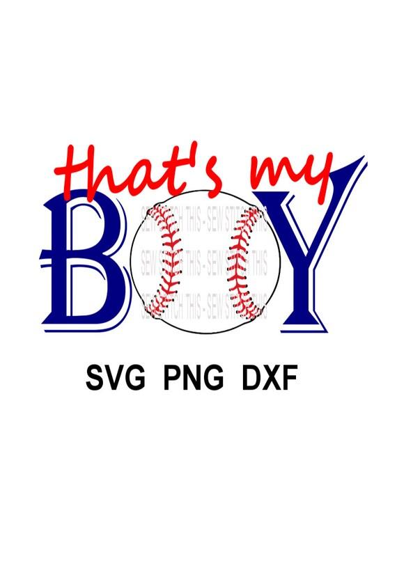 Download That's my boy SVG , Baseball svg , Boy baseball , png ...