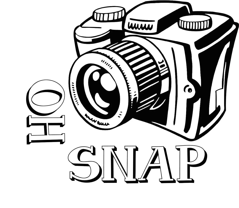 Oh Snap Camera Svg Digital Download File