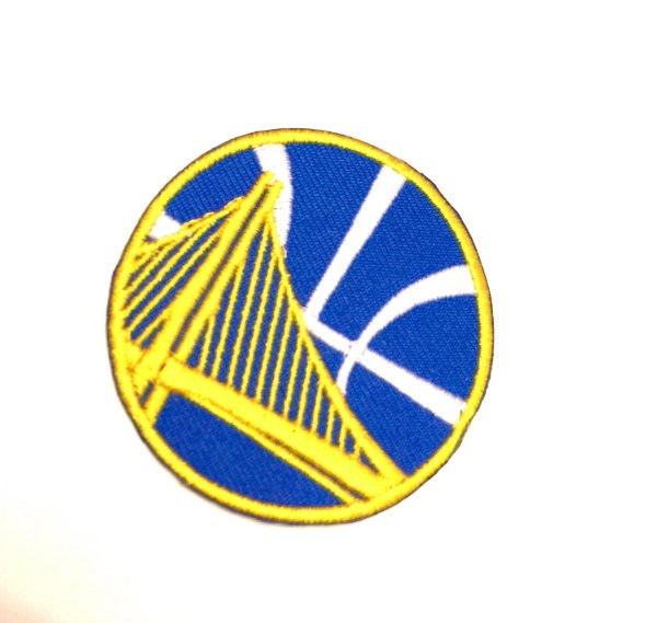 NBA Golden State Warriors Logo Patch Pro by ...