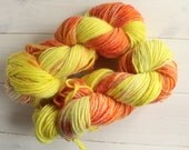 Hand dyed yarn Attack on ...