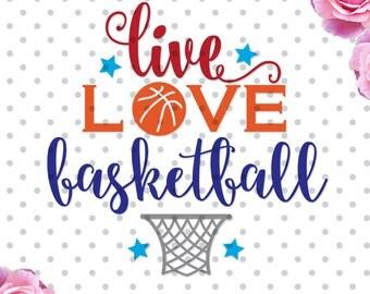 Download Basketball clip art   Etsy