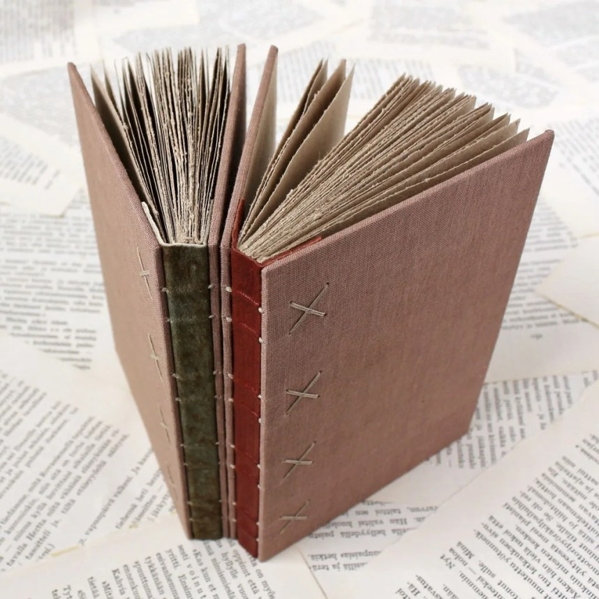 Small Hardcover Journal w...
